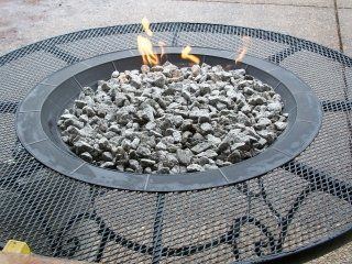 Gas Fire Pit Table | Awesome Firepit Area Ideas For Your Outdoor Activities