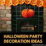 Unique Halloween Party Decoration Ideas