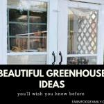 30 Beautiful DIY Green House Designs & Ideas