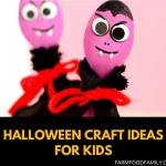 27 Creative Halloween Craft Ideas for Kids & Toddlers