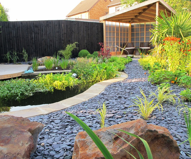 Zen Inspired Garden | Zen Garden Designs & Ideas