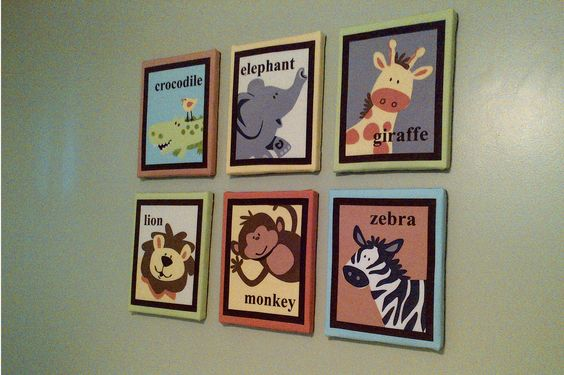 Zoo theme nursery decor | Cool Zoo Themed Bedroom Ideas For Kids or Nursery