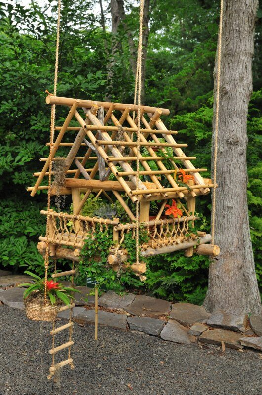 Longhouse Reserve | Stunning Bamboo Craft Projects | FarmFoodFamily.com