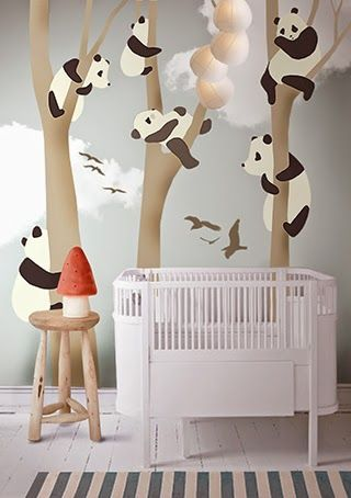 Little hands | Cool Zoo Themed Bedroom Ideas For Kids or Nursery