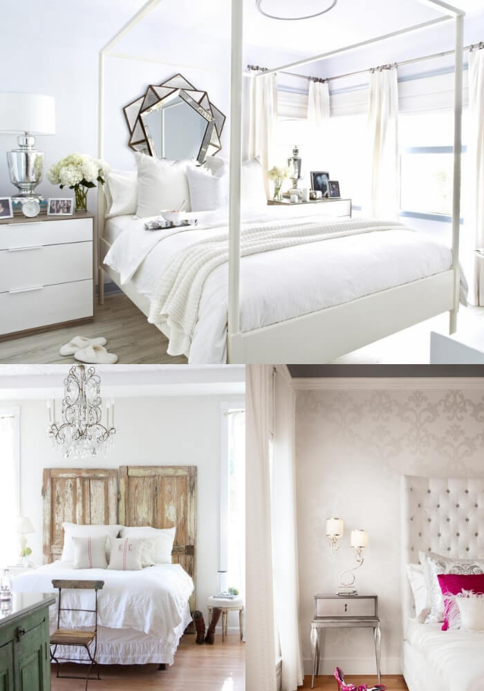 White out | Decorating Teen Bedrooms: Transforming a Child's Room with Teenage Décor - FarmFoodFamily.com