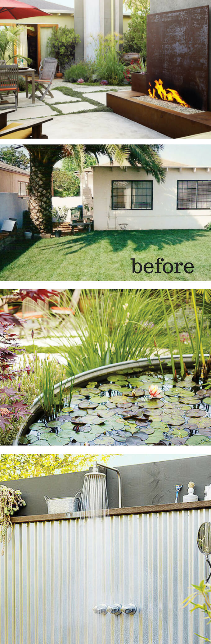 44+ Ideas For Landscape the Yard Without Grass | Alternatives to the Manicured Lawn | FarmFoodFamily.com