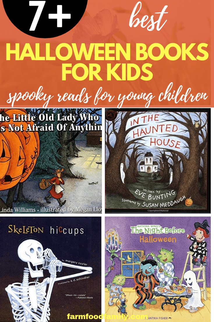Halloween Books for Kids: Spooky Reads for Young Children