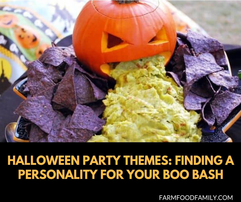 From bewitched chili and bread broomsticks to steaming cauldrons of witch's brew, throw a witchy halloween party with these fun treats. 39 Spooky Halloween Party Ideas For Adults 2021 Farmfoodfamily