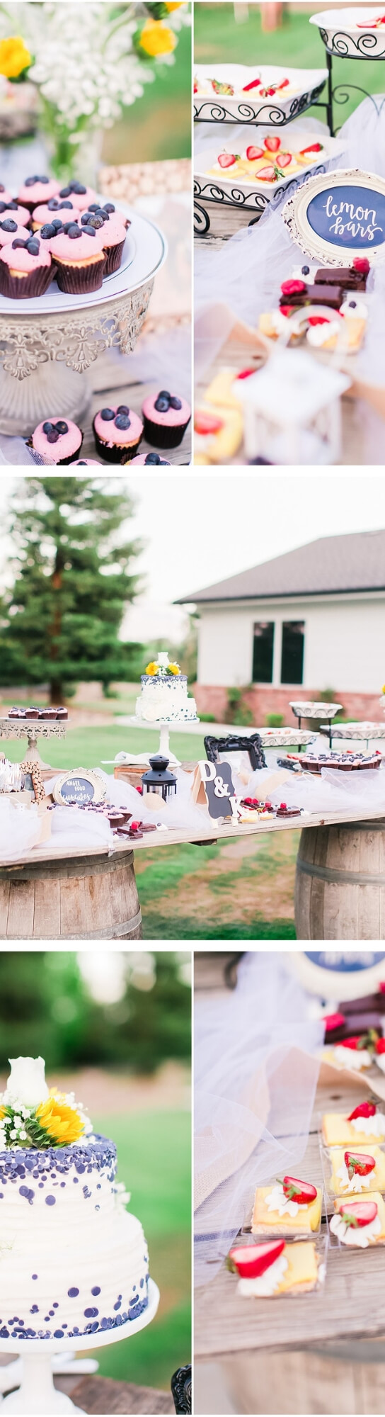 Backyard wedding decor ideas | Creative & Rustic Backyard Wedding Ideas For Summer & Fall