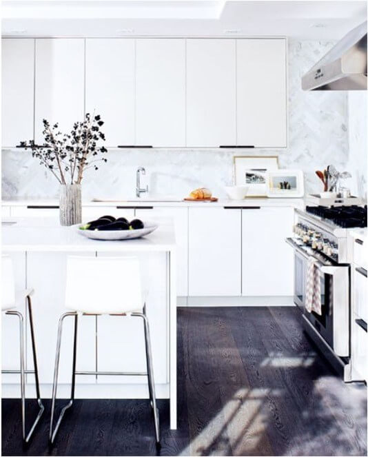 Ikea Kitchen Cabinet | Best White Kitchen Cabinet Decor Ideas