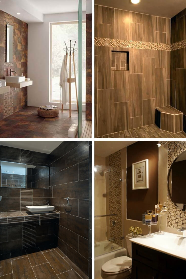 Bathroom Tile Design: Ideas for Incorporating Tile into ... on Bathroom Tile Design Ideas  id=42732