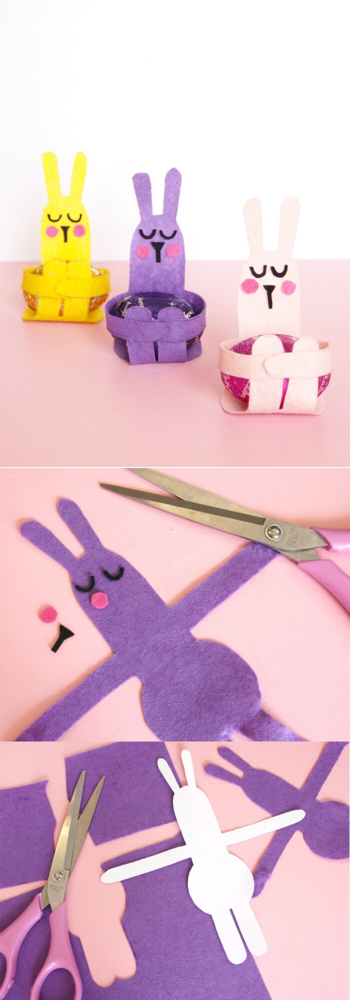 Easter Egg Bunny Hugs | Easy & Fun Easter Crafts For Kids