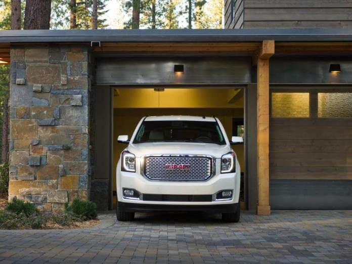 Mimic the Shape | Best Garage Lighting Designs & Ideas