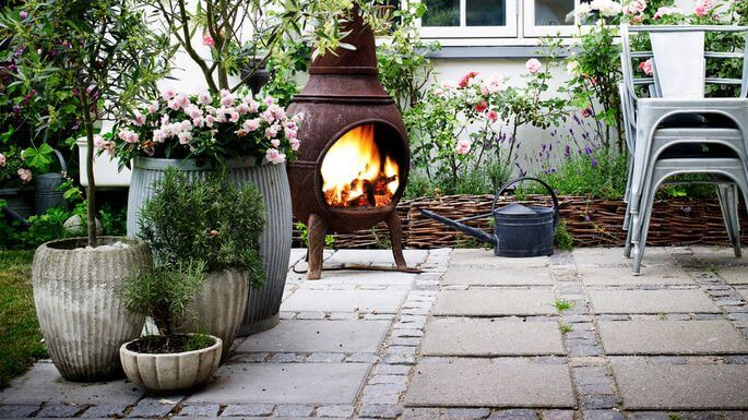 best concrete patio ideas