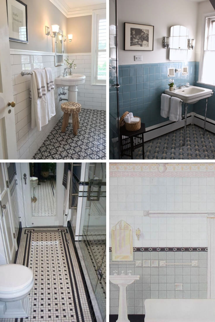 Bathroom Tile Design Ideas For Incorporating Tile Into The Bathroom