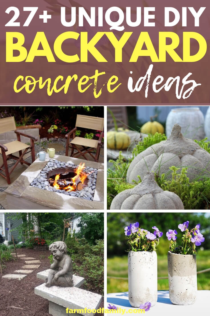 best concrete patio ideas for your yard