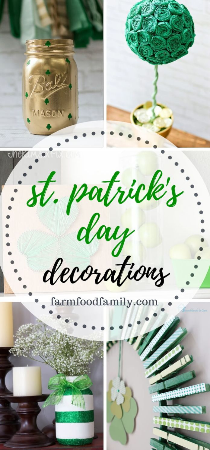 Best St. Patrick's Day Decorating Ideas