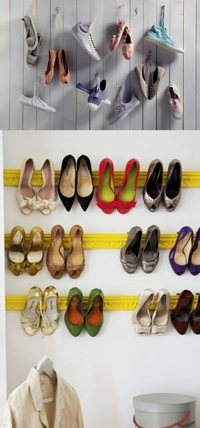 Shoe Hangers | Smart Shoe Storage Ideas & Designs For Any Zoom Size