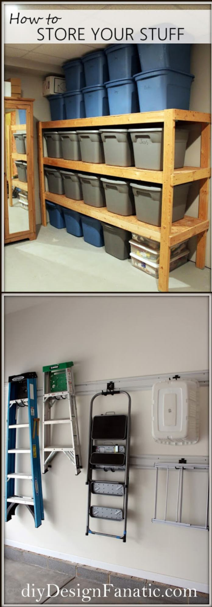 19 Best Diy Garage Storage Ideas For 2020 Farmfoodfamily