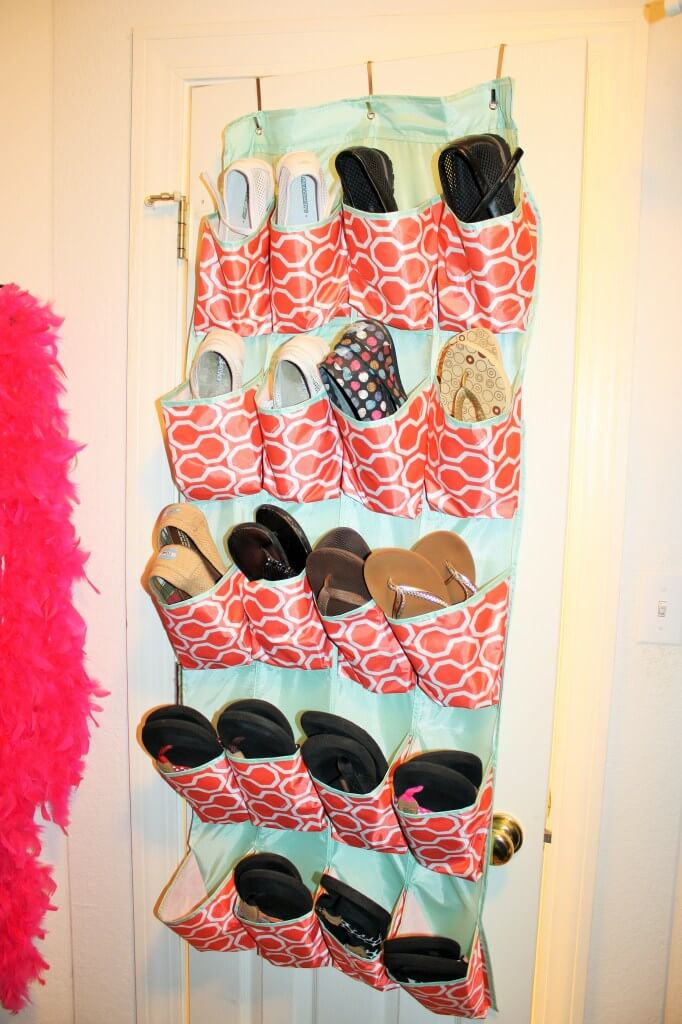 Door Hanging | Smart Shoe Storage Ideas & Designs For Any Zoom Size