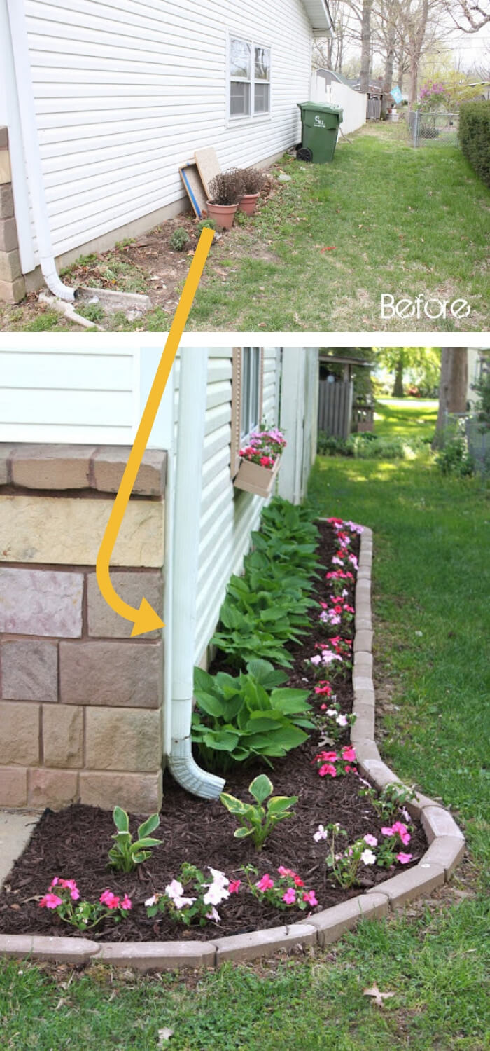 DIY Ideas To Upgrade Your Garden: Side Yard Makeover: Creating Curb Appeal