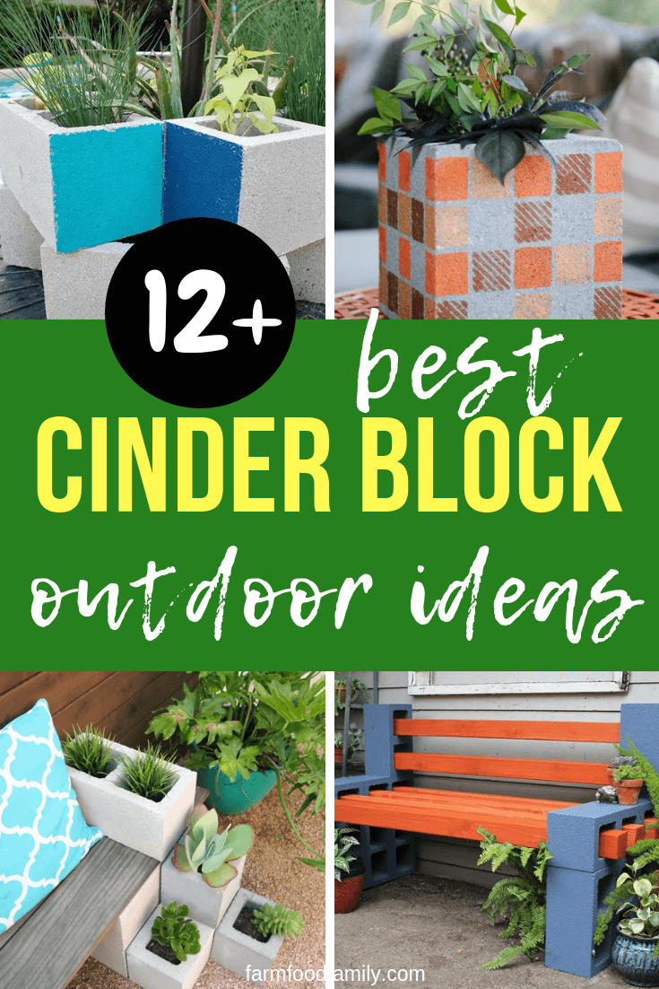 Best Cinder Block Outdoor Ideas