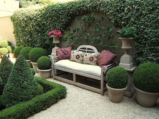 Backyard seating area ideas 2