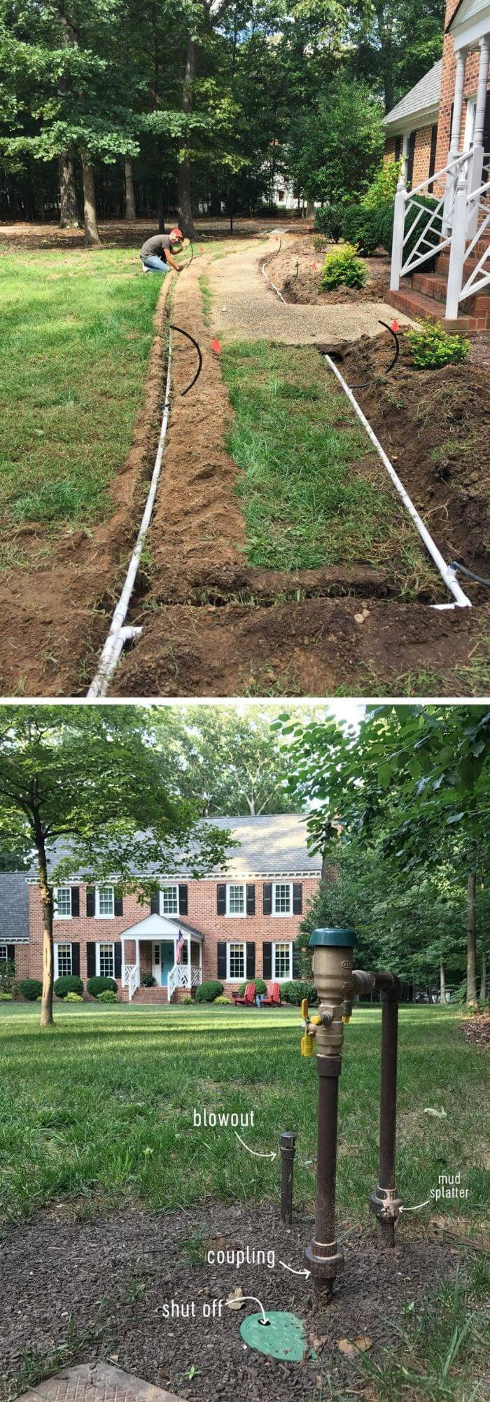17 Best Diy Sprinkler System Ideas For Your Yard This 2019