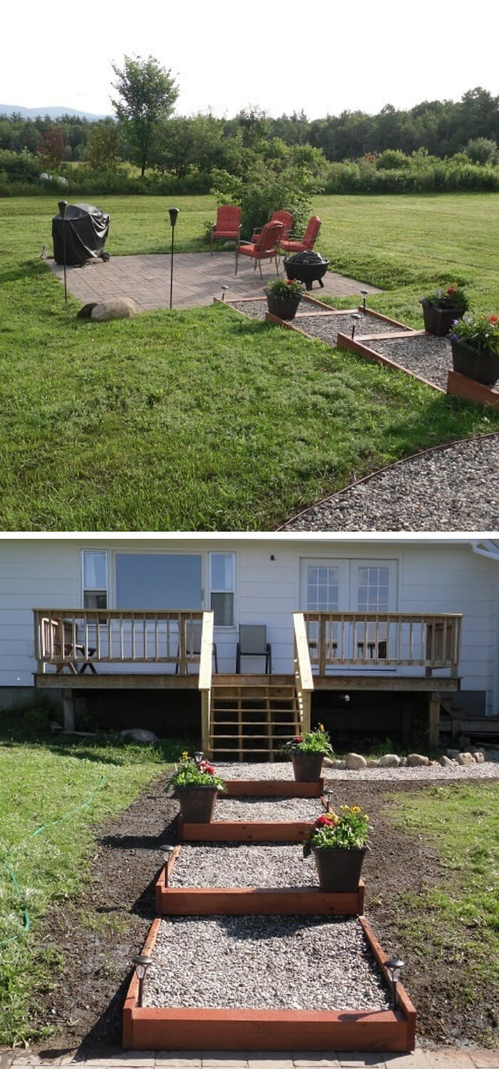 21+ Best Sloped Backyard Ideas & Designs On A Budget For 2020