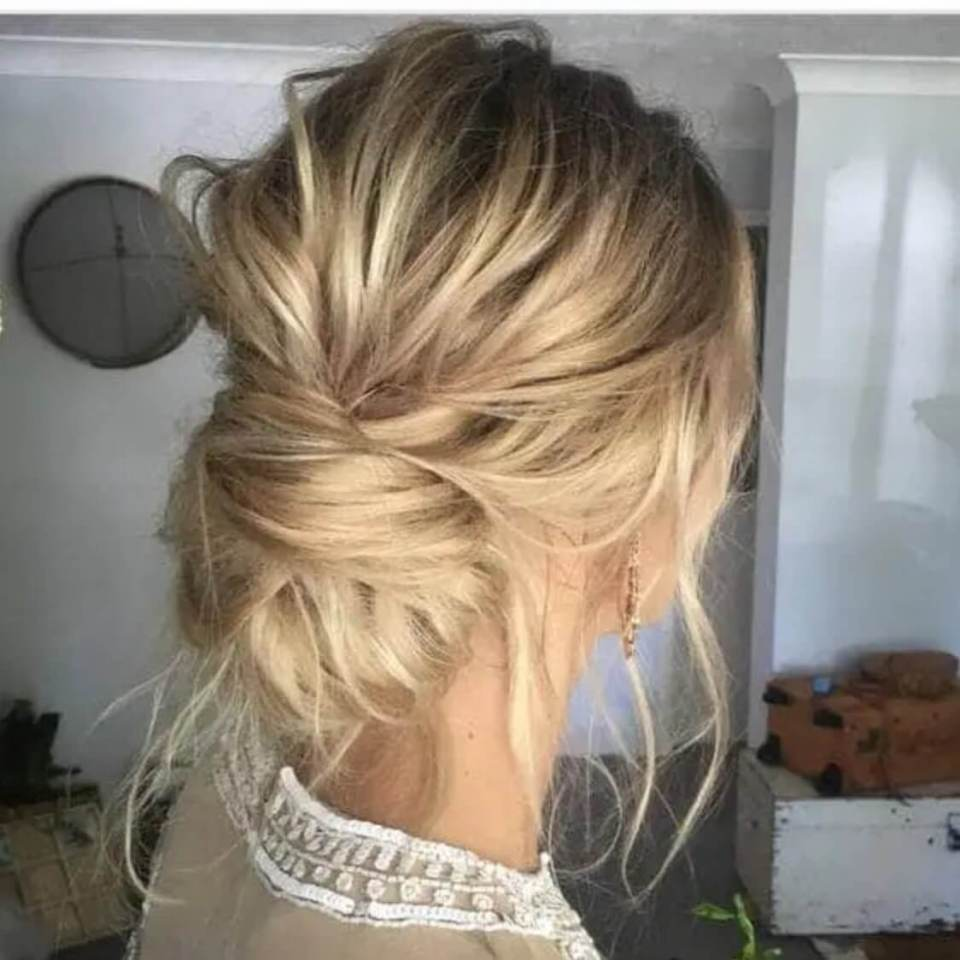 The Double Bun Hairstyle