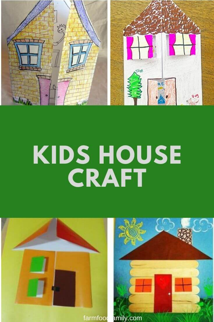 For readers that have children or. 20 Amazing Diy House Craft Ideas Projects For 2021