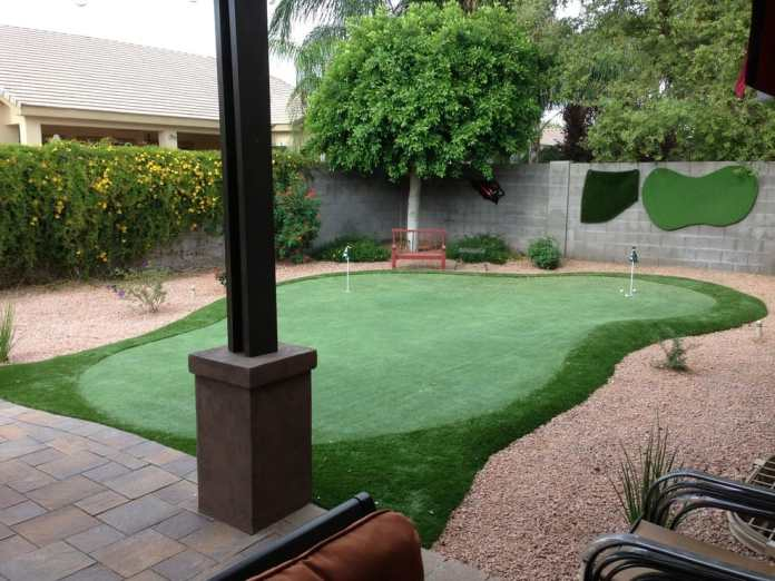 Arizona Backyard Entertaining