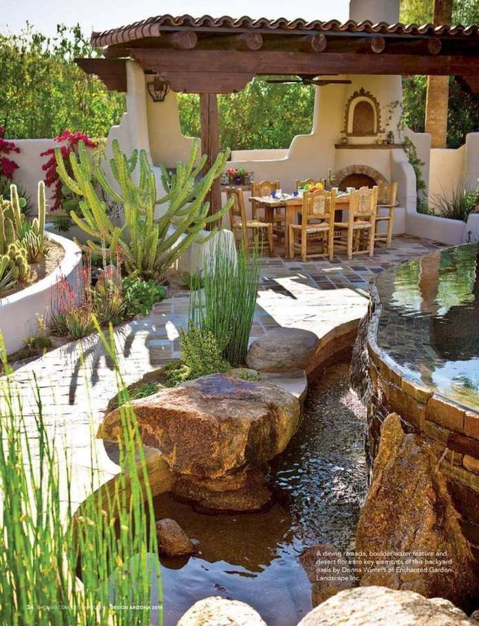 25 Awesome Arizona Backyard Landscaping Ideas On A Budget 2021