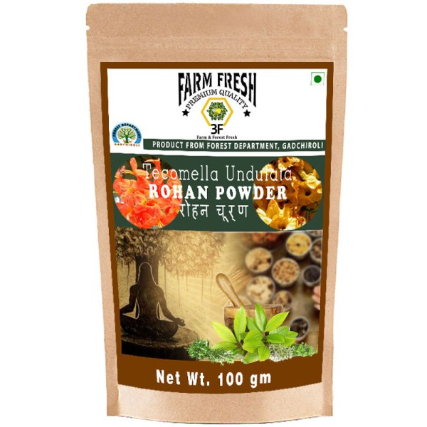 Rohan wood Powder