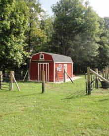 The Loft in the Milk Barn