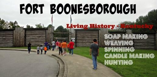 fort boonesborough ky