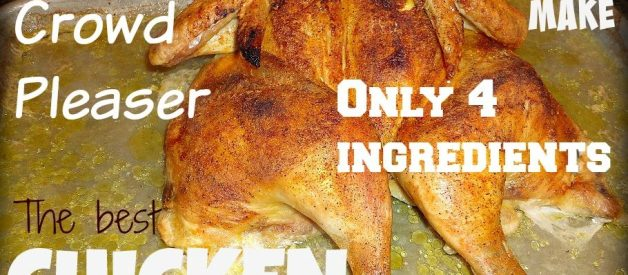 The Best Chicken You Ever Ate – Make It Tonight!