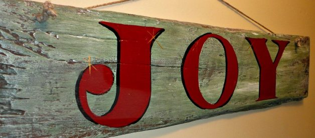 Homemade Christmas Gifts – 2 Super Cute Wood Signs