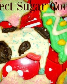 Best Cut Out Sugar Cookie Recipe