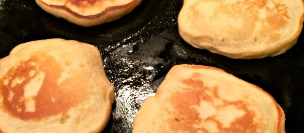 Pancakes – All Real Ingredients – Recipe