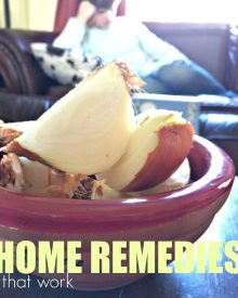 Natural Home Remedies That Work
