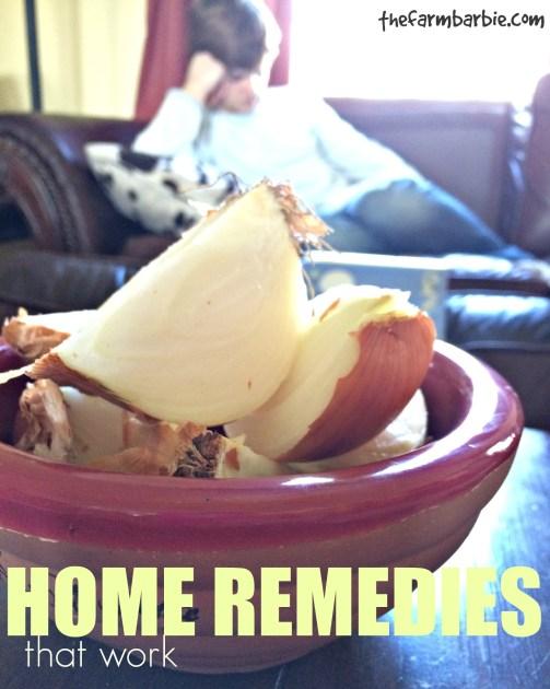 home remedies 1