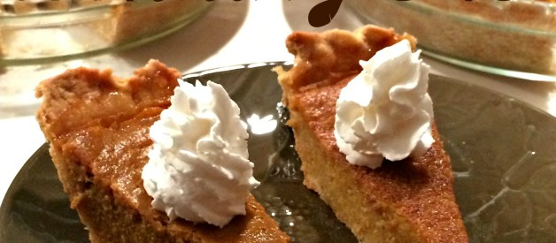 Homemade Pie Crust – The Lost Art of Making Pie