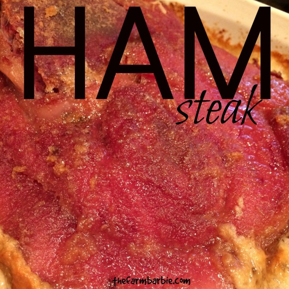ham steak 8