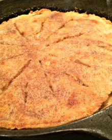 Cast Iron Apple Pie Recipe