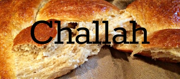 The Best Challah Bread