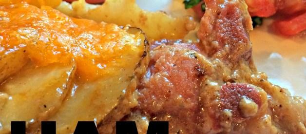 Ham & Potato Casserole (Premium)
