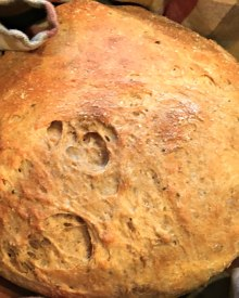 Rosemary Beer Bread (Premium)