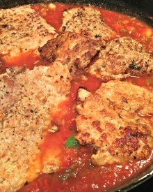 Pork Cutlets with Spanish Rice (Premium)