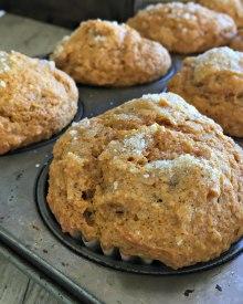 Pumpkin Spice Muffins (Premium)